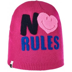 No Rules smiley beanie BREKKA