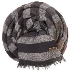 BREKKA Inferno scarf grey