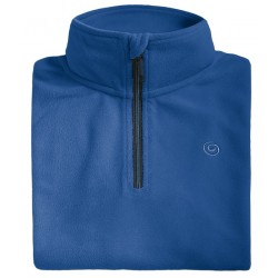 Microfleece zippy man BREKKA royal