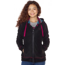 Woman hoody BERG black