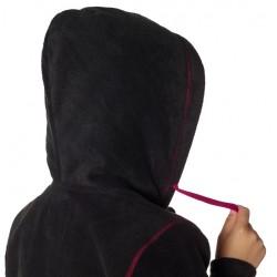 Woman hoody BERG black