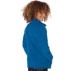 Junior fleece BERG blue
