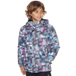Junior jacket BERG grey