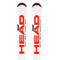Ski HEAD SUPERSHAPE TEAM with bindings TYROLIA SX 10