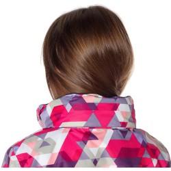 Junior jacket BERG pink geo