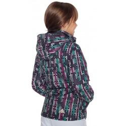 Junior jacket BERG bl