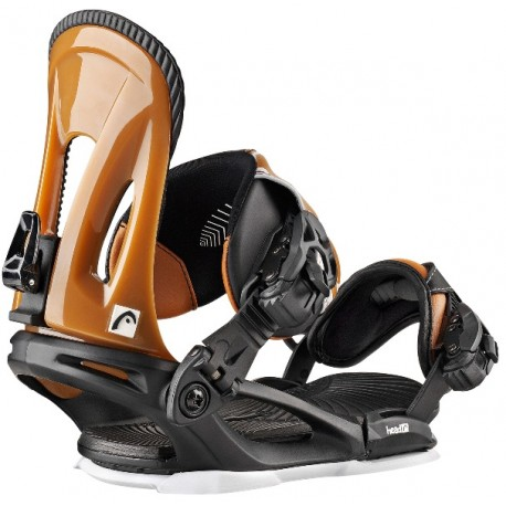 HEAD Snowboard Bindings NX THREE