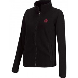 Woman fleece black