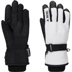 Woman gloves  BERG white