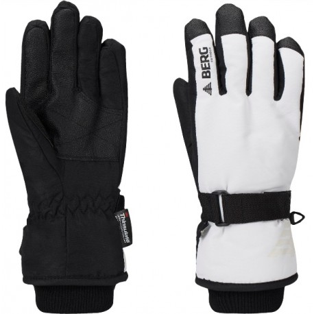 Woman gloves  BERG white