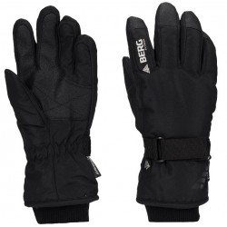 Woman gloves BERG black