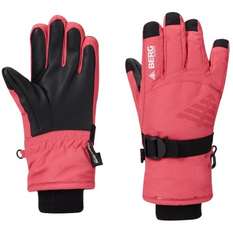 Junior gloves BERG pink