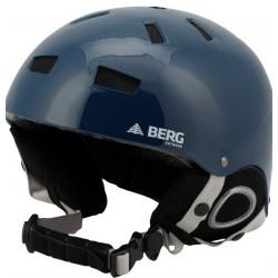 Helmet BERG Iris black