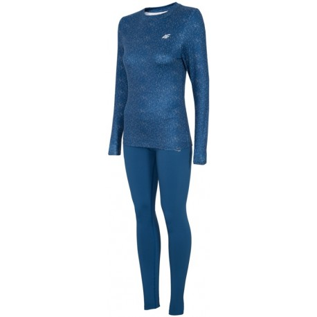 Woman isothermal set 4F dark navy