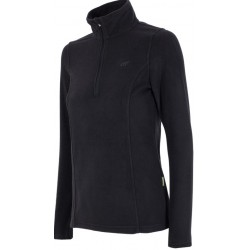 Woman fleece 4F black