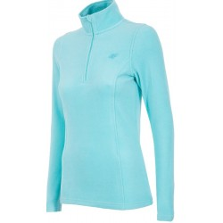 Woman fleece 4F turquoise