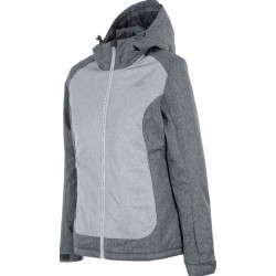 Woman jacket 4F light grey