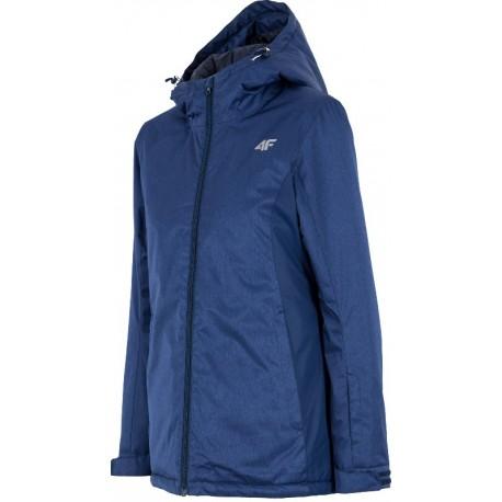Woman jacket 4F navy