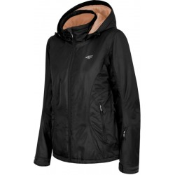 Ski jacket 4F black