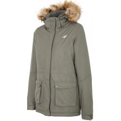 Woman jacket 4F olive
