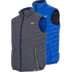 Doubleface vest man 4F