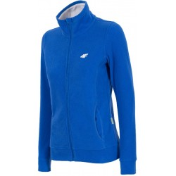 Woman fleece 4F blue