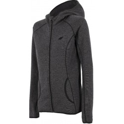 Woman hoody 4F black_