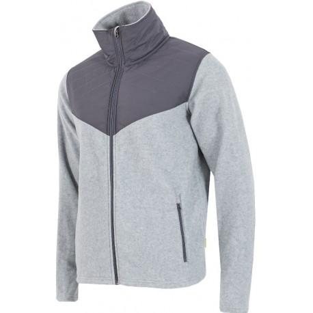 Man fleece 4F grey