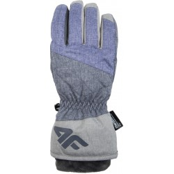 Woman gloves 4F violet