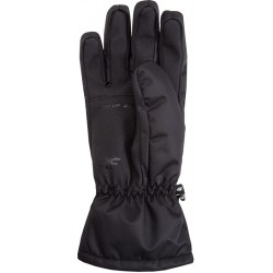Man waterproof gloves 4F black