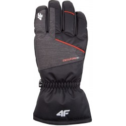 Man waterproof gloves 4F grey