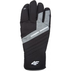 Man gloves 4F black