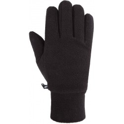 Man gloves 4F fleece black