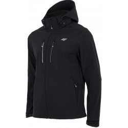 Man softshell 4F black