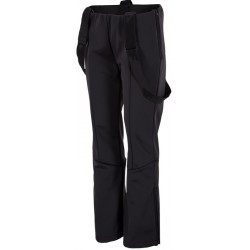 Woman ski pants 4F black