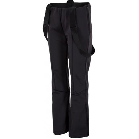 Woman ski pants 4F black