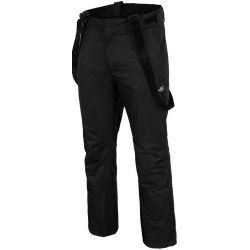 Man ski pants 4F black