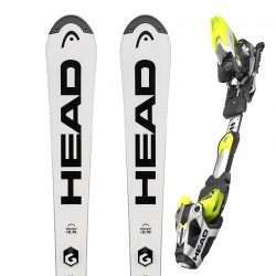 Ski HEAD WORLDCUP REBELS I.SL RD + FREEFLEX EVO 16 X RD (2018)