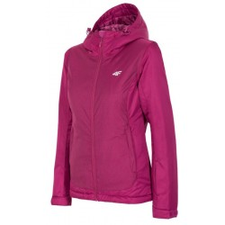 4F Woman jacket violet purple