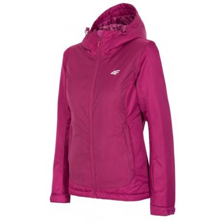 4F Woman jacket violet purple