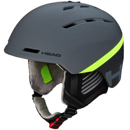 Helmet HEAD VARIUS anthracite lime