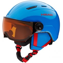 Helmet HEAD MOJO Visor blue