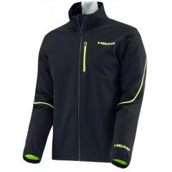 HEAD Racing Softshell Jacket BKYWL