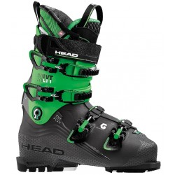 Ski boots HEAD NEXO LYT 120 G anthracite/green