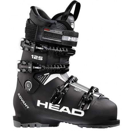Ski boots HEAD ADVANT EDGE 125S anth/bl