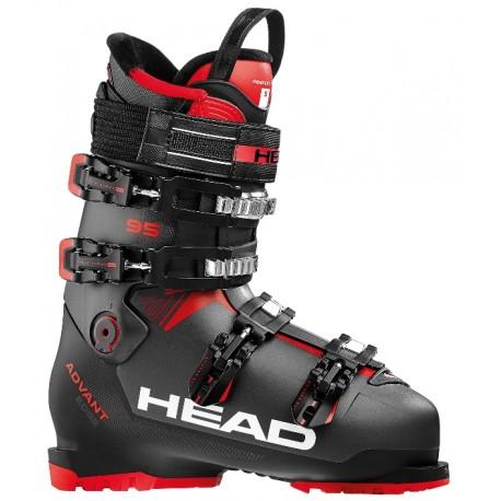 Μπότα σκι HEAD ADVANT EDGE 95 anthr/red