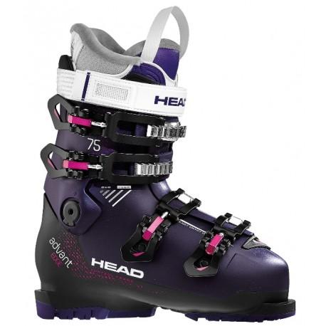 Ski boots  HEAD ADVANT EDGE 75 W violet/bl