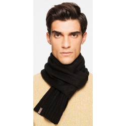Κασκόλ BREKKA BE SCARF black