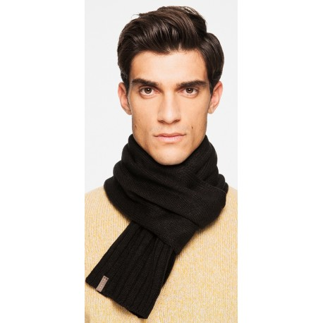 BREKKA BE SCARF black