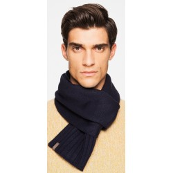 BREKKA BE SCARF navy